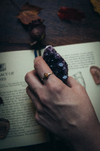 The Elspeth Ring (Smaller size)