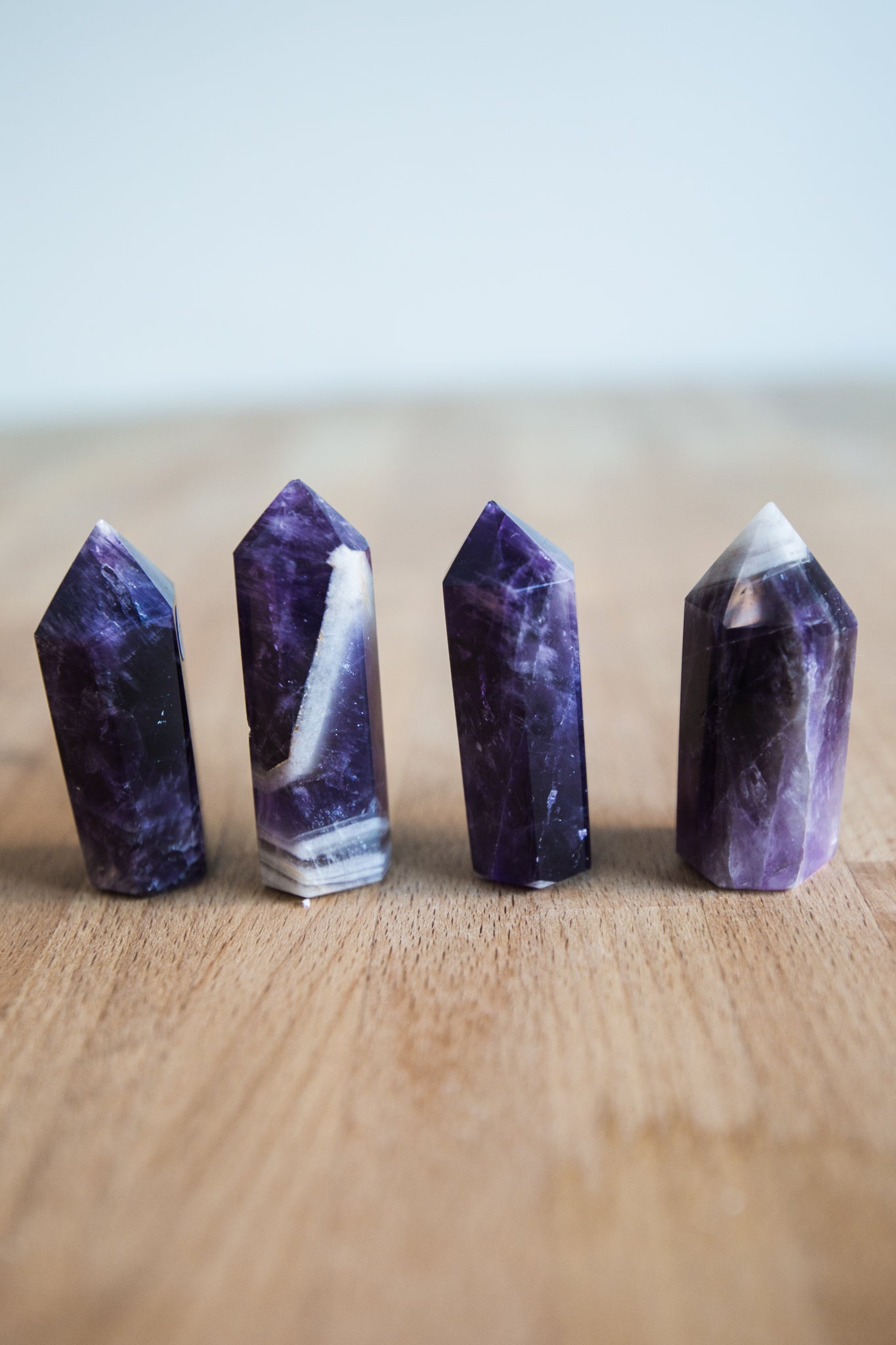 Small Amethyst Point