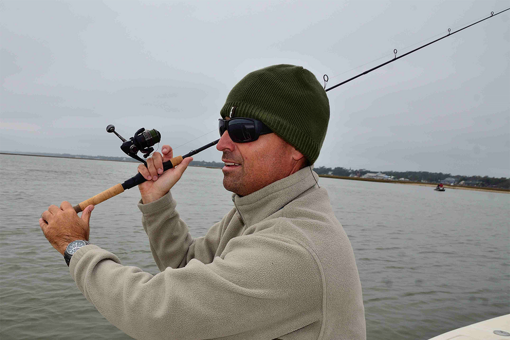 Fall Fishing Tips - Staying Warm With DexShell