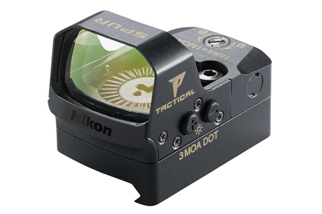 NIKON P-Tactical Spur 3 MOA Dot Reflex Sight