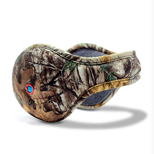 180S Mens Bluetooth HD IV Realtree Ear Warmer (21716-224-01)