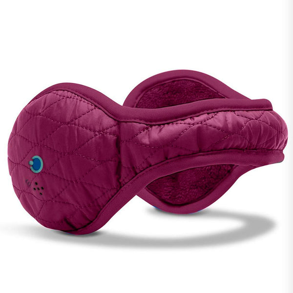 180S Womens Keystone Bluetooth Magenta Purple Ear Warmer (31707-510-01)