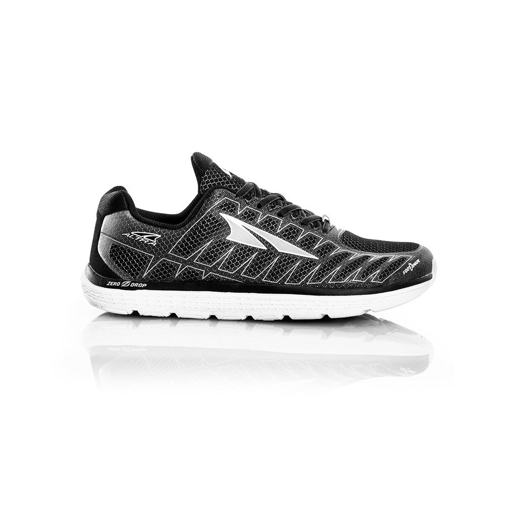 ALTRA Womens One V3 Black Running Shoes (AFW1734F-4)