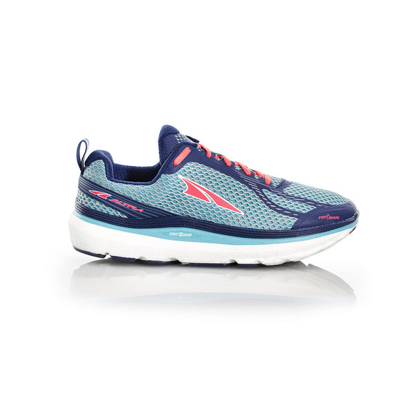 ALTRA Womens Paradigm 3 Dark Blue Running Shoes (AFW1739F-1)