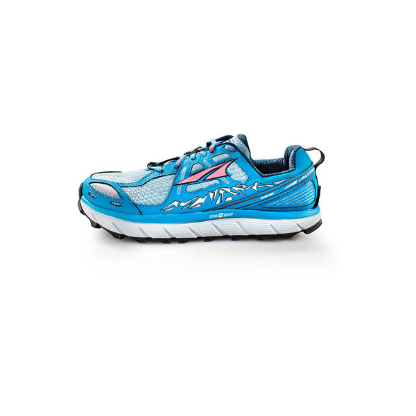 ALTRA Womens Lone Peak 3.5 Blue Trail Running Shoes (AFW1755F-3)