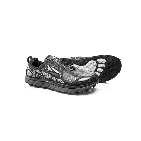 ALTRA Womens Lone Peak 3.5 Black Trail Running Shoes (AFW1755F-4)