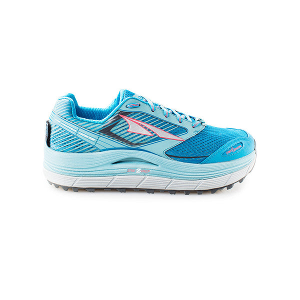 ALTRA Womens Olympus 2.5 Blue Trail Running Shoes (AFW1759F-3)