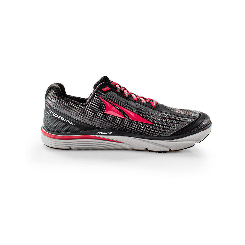 ALTRA Mens Torin 3 Black-Red Running Shoes (AFM1737F-7)