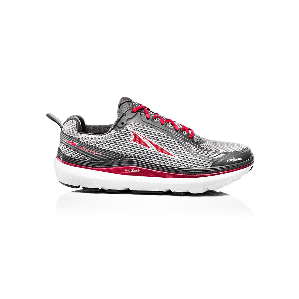 ALTRA Mens Paradigm 3 Red Running Shoes (AFM1739F-2)