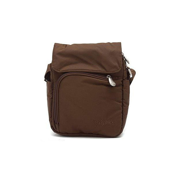 AMERIBAG 27223-CH Rifton Chocolate Messenger Bag