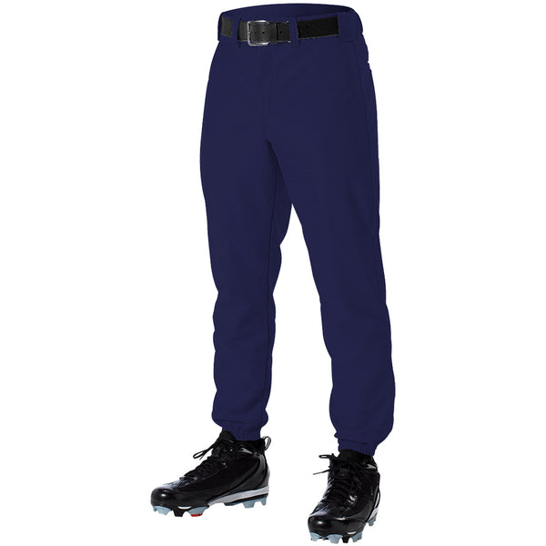 ALLESON ATHLETIC Youth Navy Baseball Pant (605PY-NA)