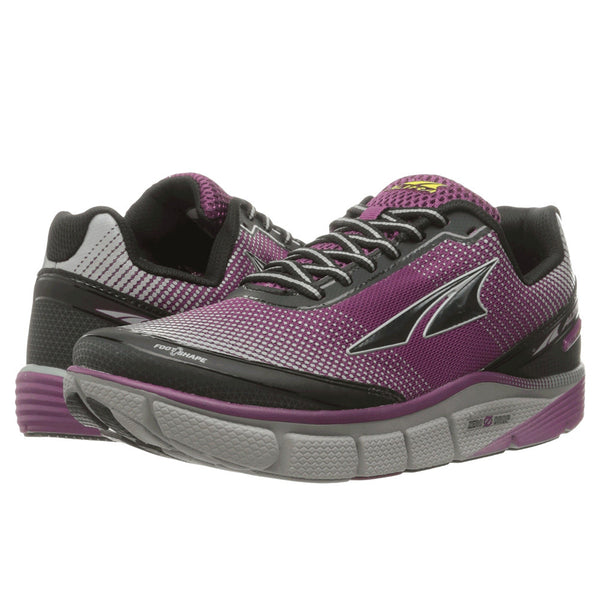 ALTRA A2634-3 Womens Torin 2.5 Purple/Gray Running Shoes