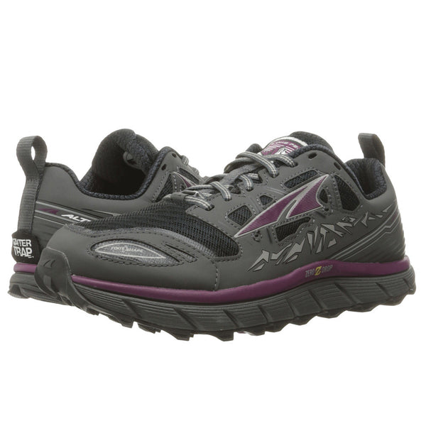 ALTRA A2653-2 Womens Lone Peak 3 Purple Running Shoes