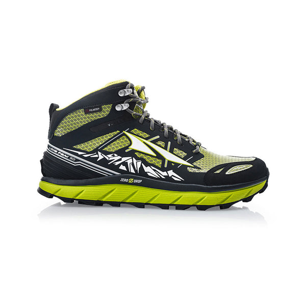 ALTRA Womens Lone Peak 3 Mid Neo Lime Trail Running Shoes (A2653MID-6)