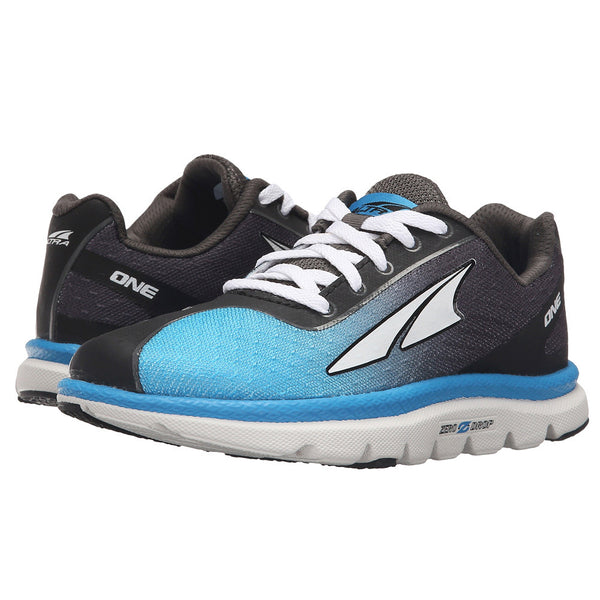 ALTRA Kids One Jr Blue Running Shoes (A4623-1)