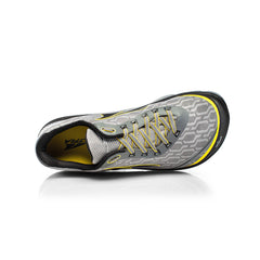 ALTRA Mens Torin IQ Gray-Yellow Running Shoes (AFM1737Q-2)