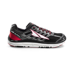 ALTRA Mens Provision 3 Black-Red Running Shoes (AFM1745F-3)