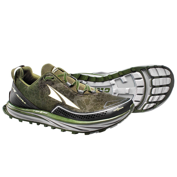 ALTRA Mens Chive Timp Trail Running Shoes (AFM1757F-4)