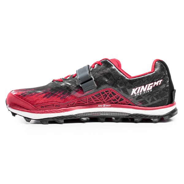 ALTRA Mens King MT 1.5 Red Running Shoe (AFM1852G-6)
