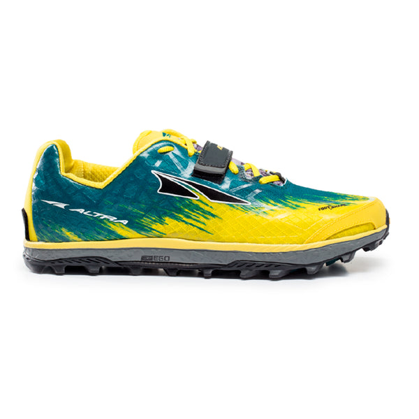 ALTRA Mens King MT 1.5 Yellow Running Shoe (AFM1852G-7)