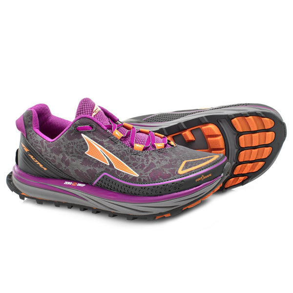 ALTRA AFW1757F-1 Womens Orchid Timp Trail Running Shoes
