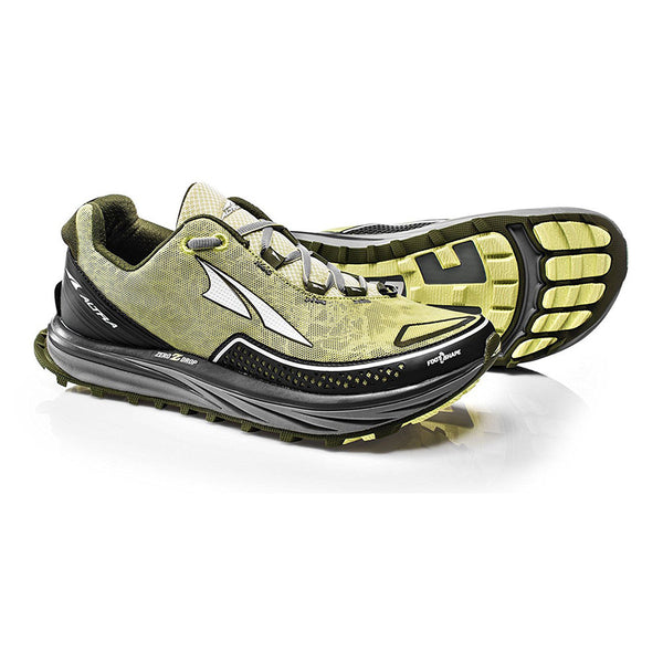 ALTRA AFW1757F-2 Womens Lime Timp Trail Running Shoes