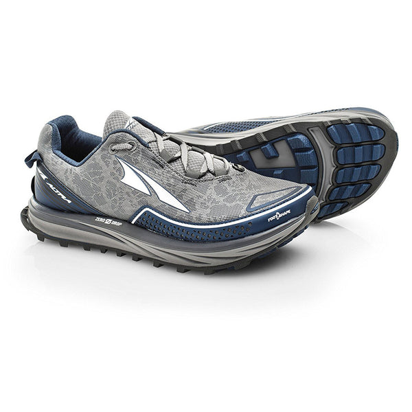 ALTRA AFW1757F-4 Womens Dark Shadow Timp Trail Running Shoes