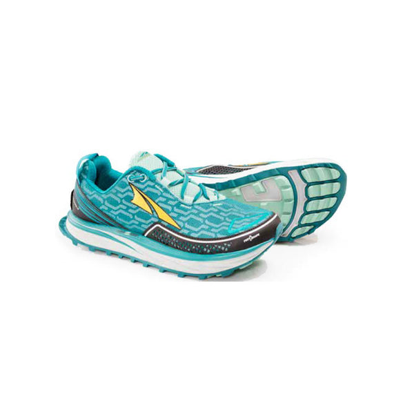 ALTRA Womens Timp IQ Teal-Ocean Trail Running Shoes (AFW1757Q-1)