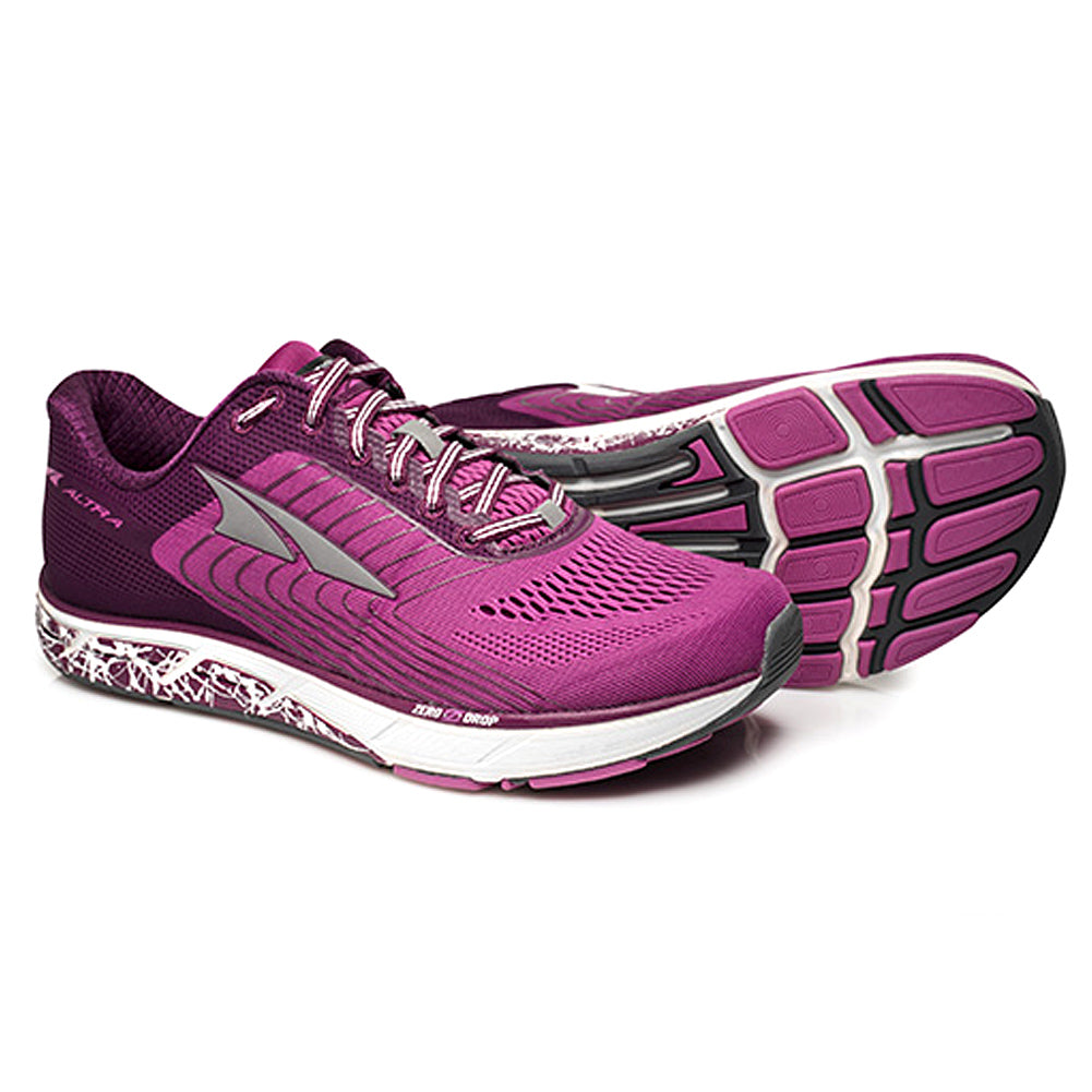 ALTRA Womens Intuition 4.5 Pink Running Shoe (AFW1835F-6)