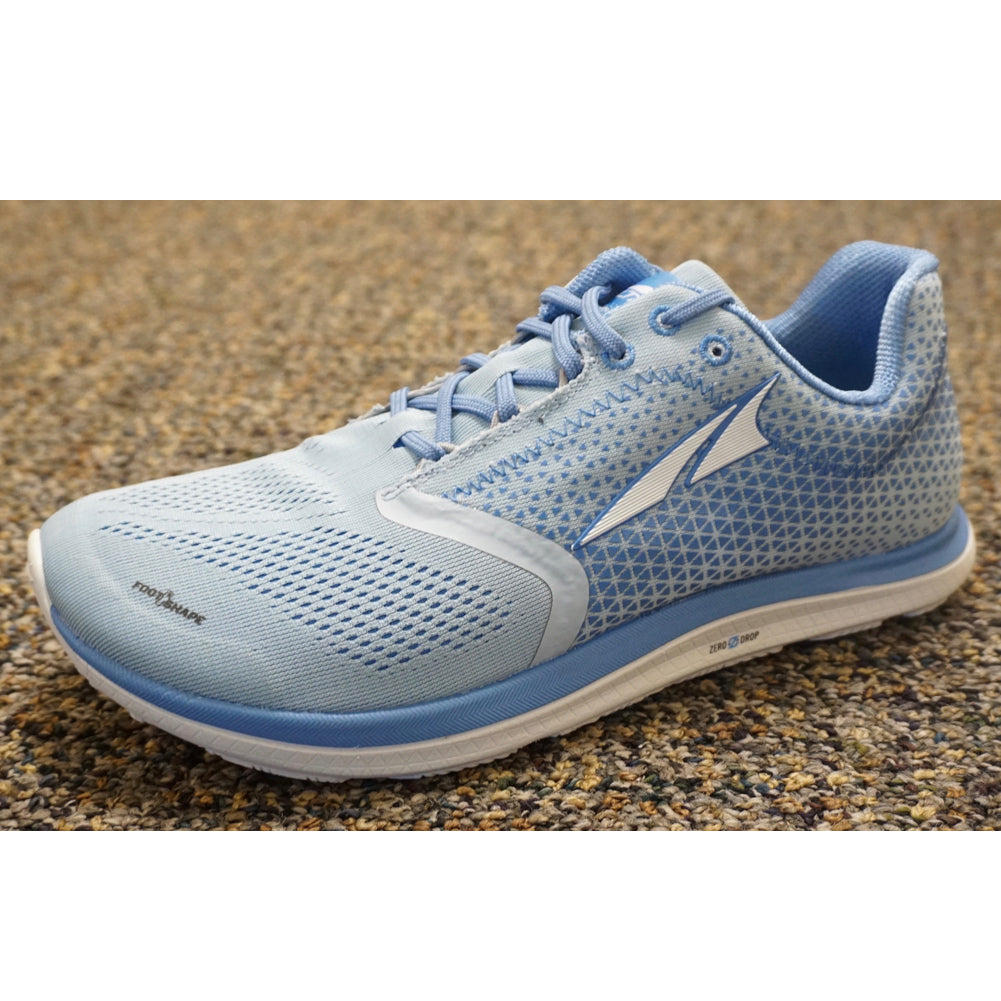 ALTRA Womens Solstice Blue Running Shoe (AFW1836P-4)