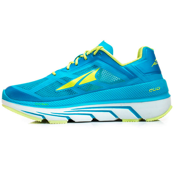 ALTRA Womens Duo Blue Running Shoe (AFW1838F-4)