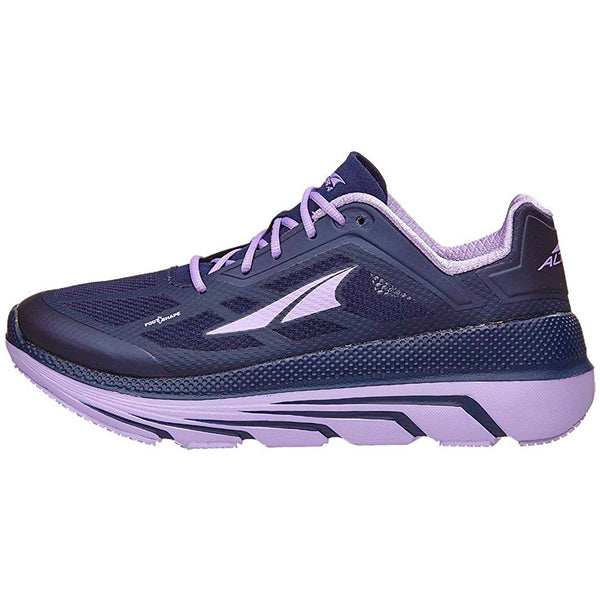 ALTRA Womens Duo Dark Purple Running Shoe (AFW1838F-5)