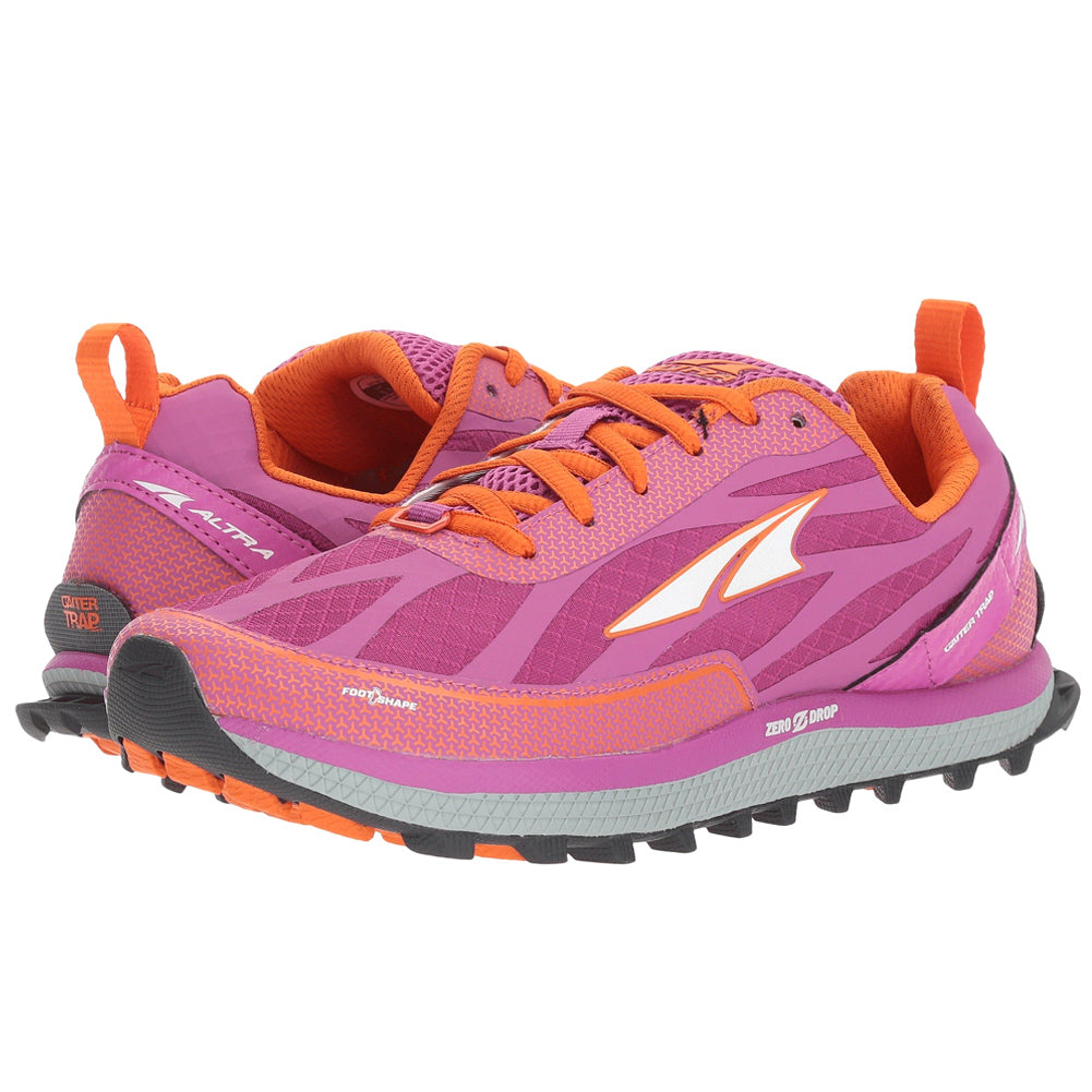 ALTRA Womens Superior 3.5 Pink Running Shoe (AFW1853F-5)