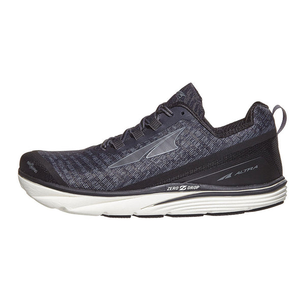 ALTRA Mens Torin Knit 3.5 Black Running Shoe (AFM1837K-0)