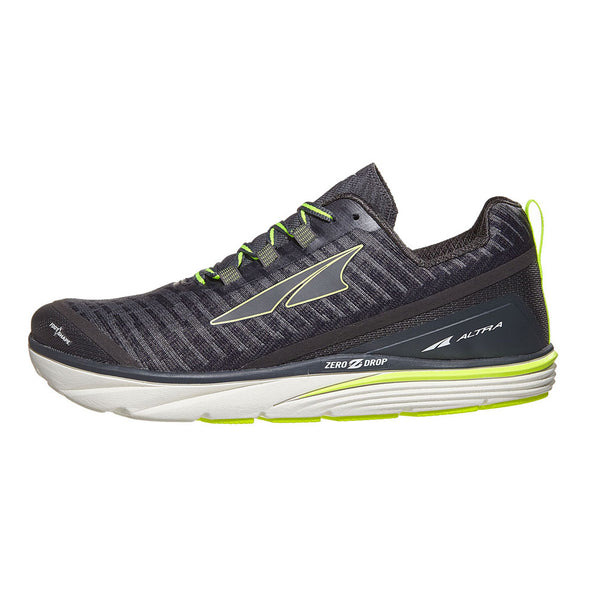 ALTRA Mens Torin Knit 3.5 Gray Running Shoe (AFM1837K-2)
