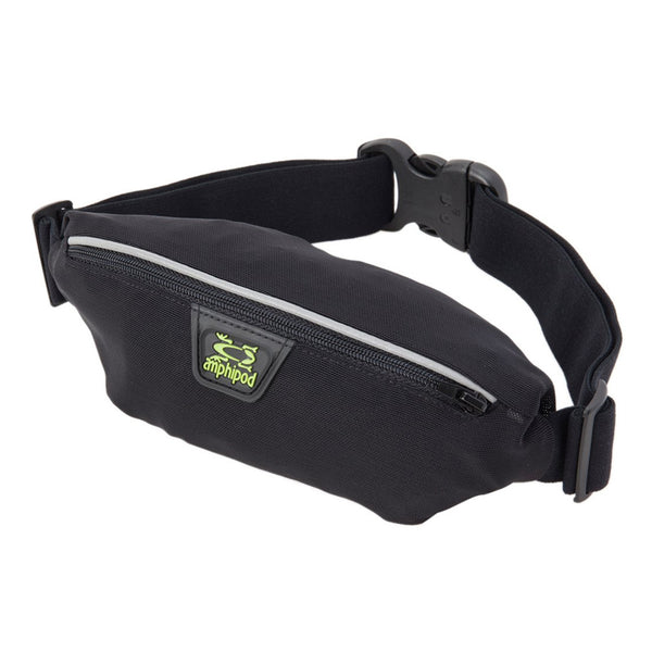 AMPHIPOD 234-1 AirFlow MicroStretch Plus with Silver Reflective Black Belt