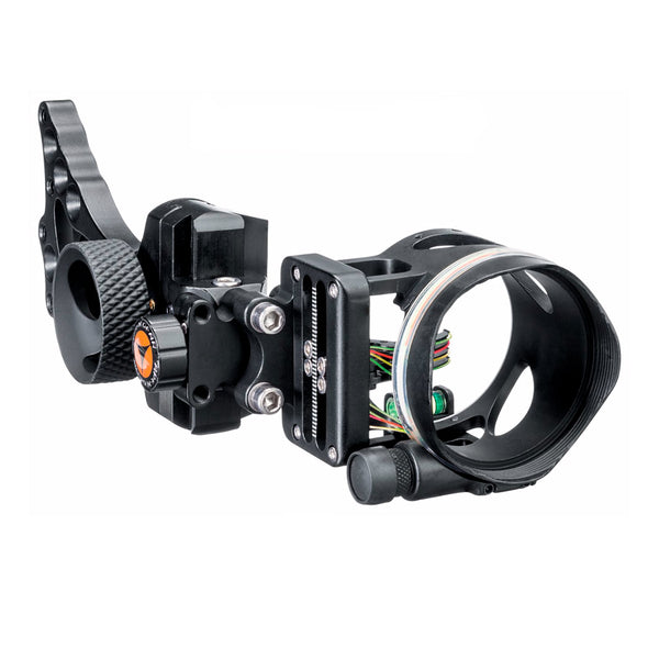 APEX GEAR (AG2314B) Covert 4-Pin 19 BLK Bow Sight