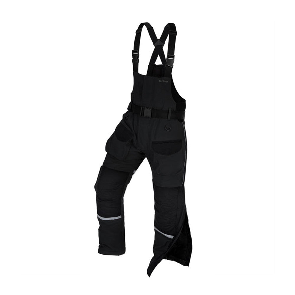 ARCTICSHIELD Cold Weather Plus Black Bibs (540300-700-12)