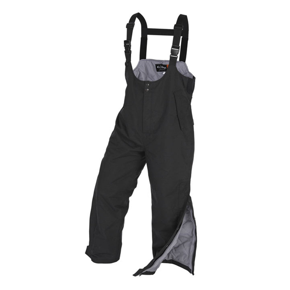 ARCTICSHIELD 540700-700-12 Cold Weather Plus Waterproof Black Bibs