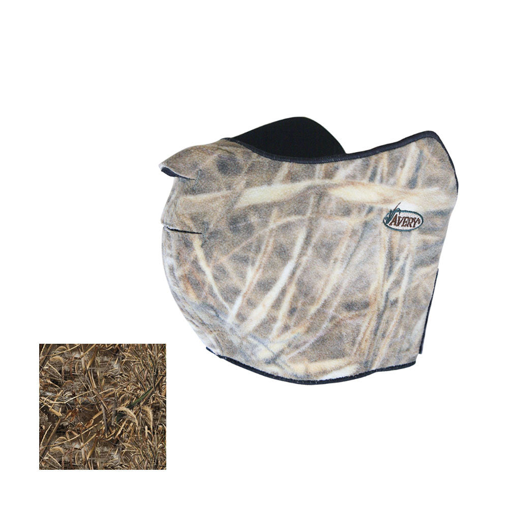 AVERY Max-5 Fleece Face Mask (16001)