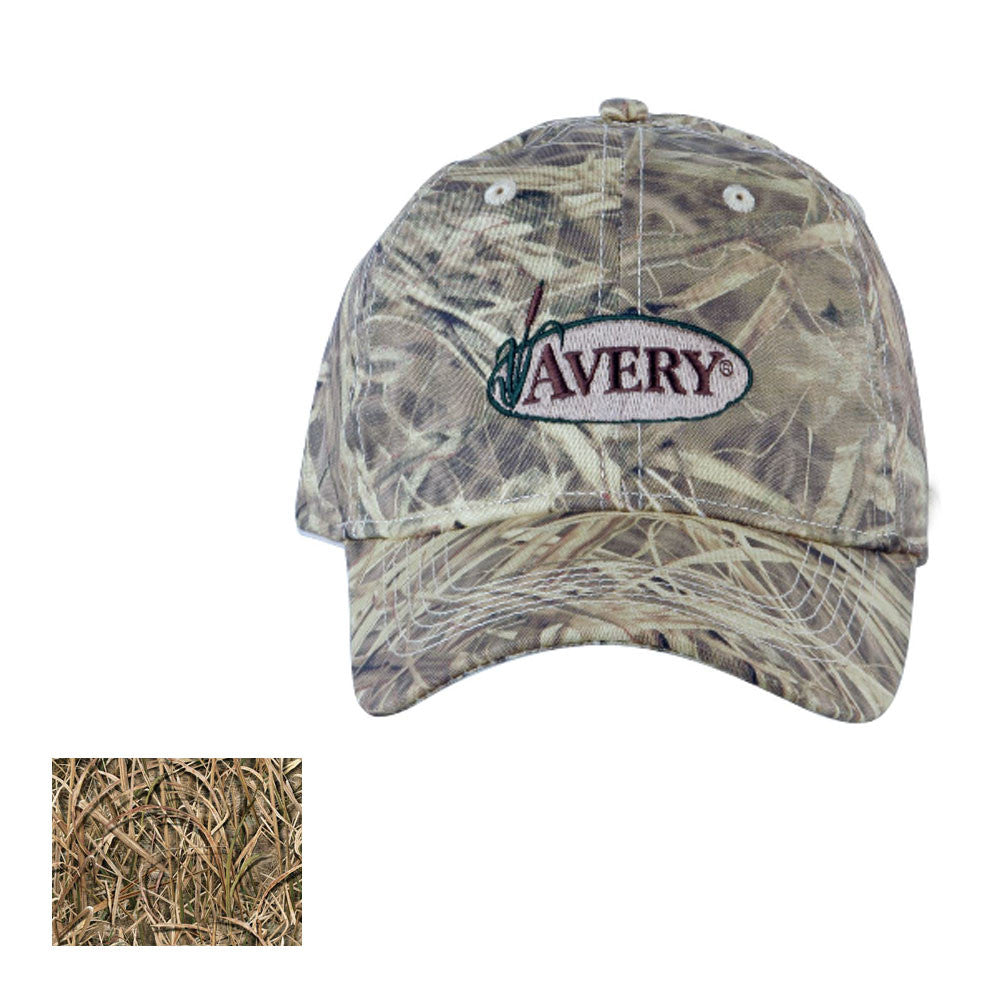AVERY Blades Cotton Twill Cap (44212)