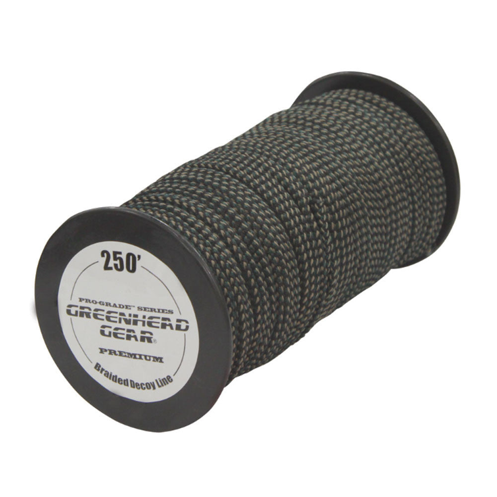 AVERY GHG Pro-Grade 250ft Braided Decoy Cord (81250)