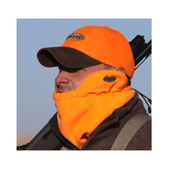 AVERY Blaze Orange Fleece Neck Gaiter (955)