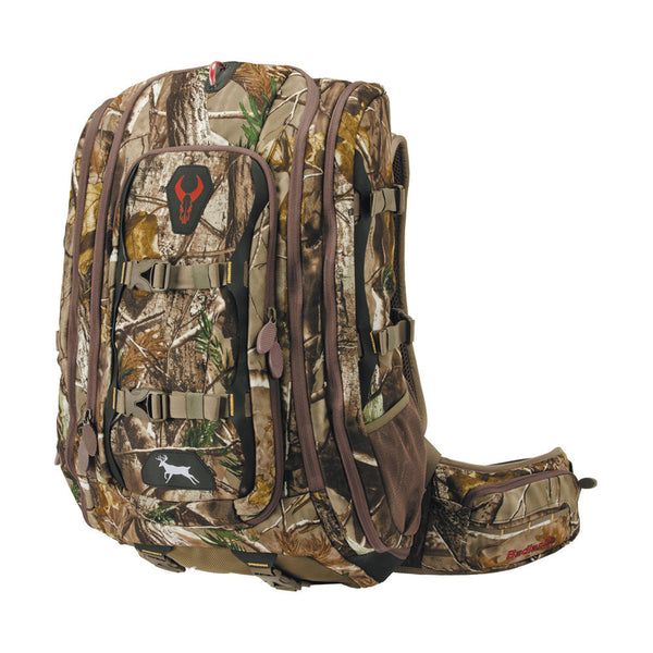 BADLANDS BCAMCAMAPX Camera Pro Realtree Xtra Backpack