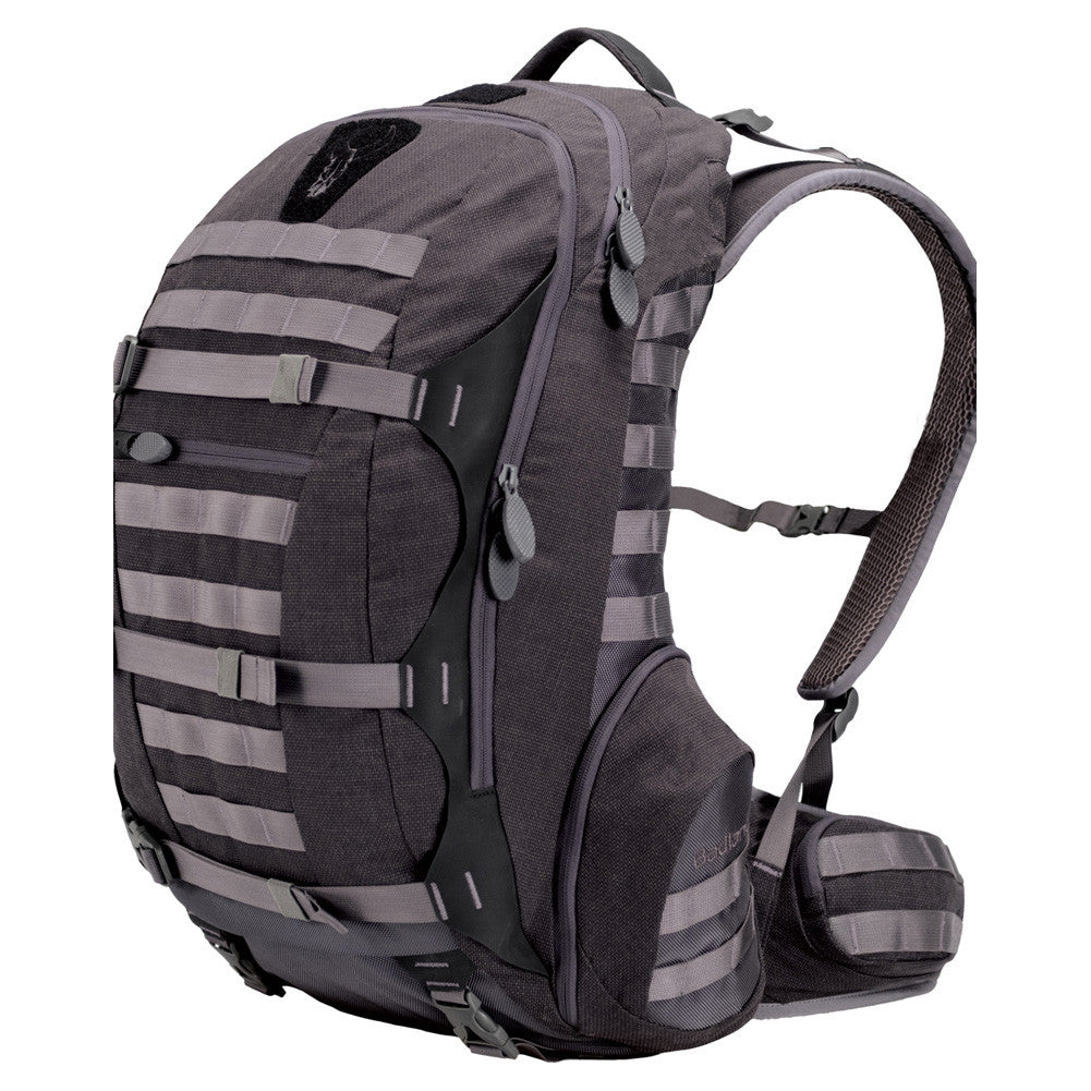 BADLANDS Tactical Gunmetal Backpack (BTRAP18)