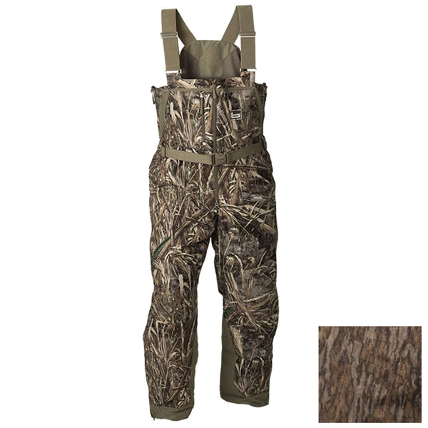 BANDED Squaw Creek Mossy Oak Bottomland Insulated Bib (1460-par)