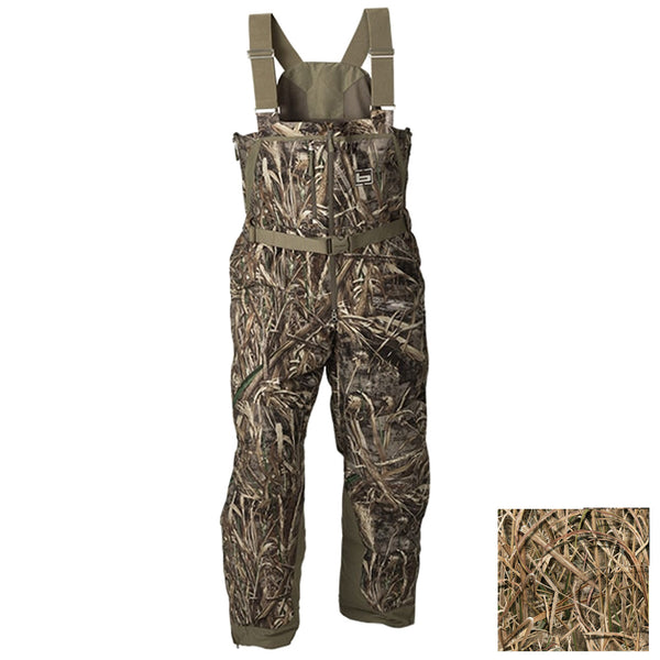 BANDED Squaw Creek Mossy Oak Shadow Grass Blades Insulated Bib (1480-par)