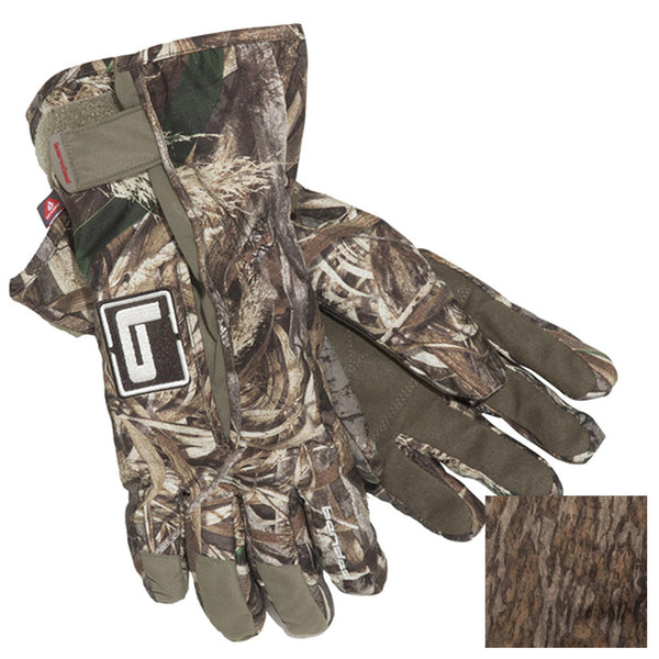 BANDED Squaw Creek Mossy Oak Bottomland Glove (3141-par)