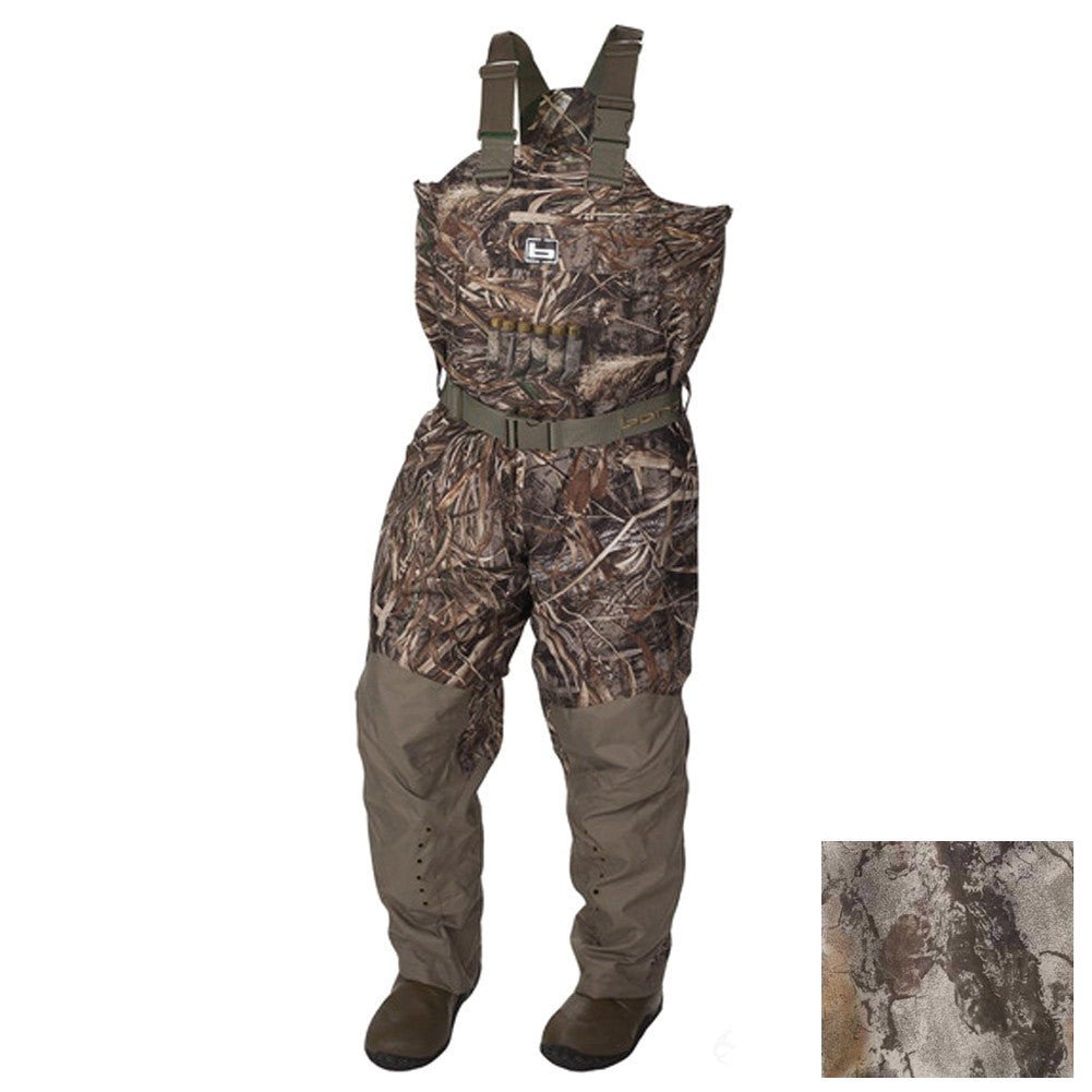 BANDED 4302 RedZone Natural Pattern Breathable Insulated Waders