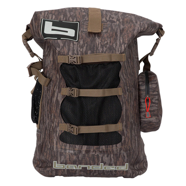 BANDED Arc Welded Mossy Oak Bottomland Backpack (8075)
